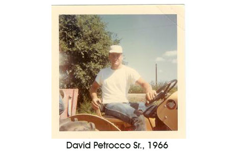 Photo of David Petrocco Sr. Owner of Petrocco Farms in Brighton, Colorado